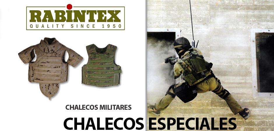 Rabintex Chalecos
